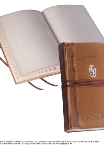 Fantastic Beasts: Newt Scamander's Journal