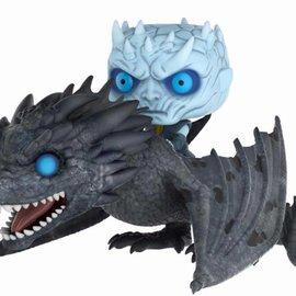 FUNKO Pop! Rides: Game of Thrones - Night King on Dragon