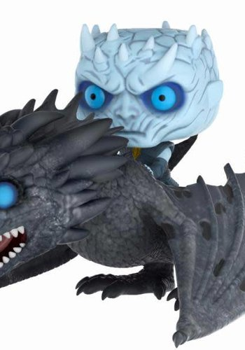 Pop! Rides: Game of Thrones - Night King on Dragon