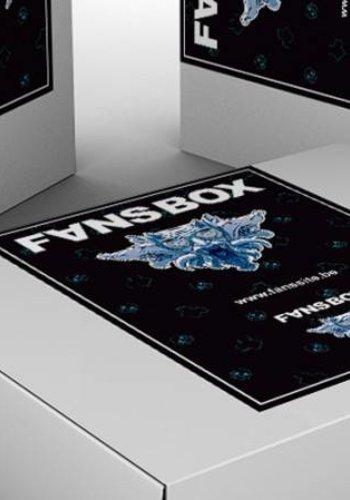 Surprise FANS Box for Geeks