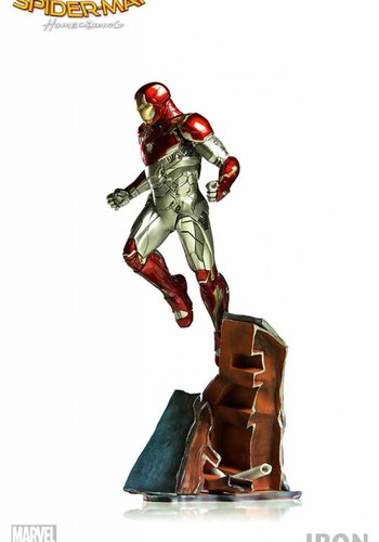 Iron Studio Marvel: Spider-Man Homecoming - Iron Man Mark XLVII 1:10 Statue