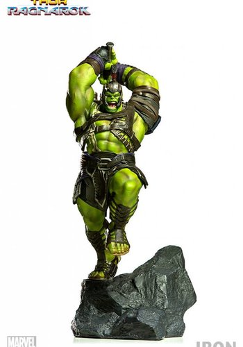 Marvel: Thor Ragnarok - Hulk 1:10 Scale Statue