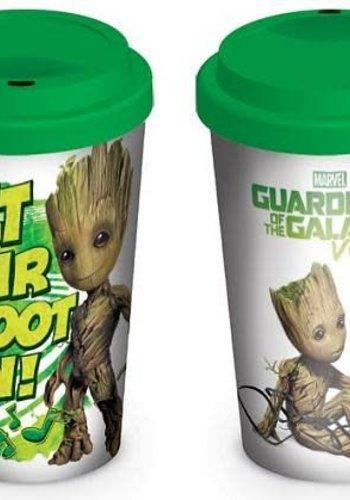 Guardians Of The Galaxy Vol.2 - Travel Mug