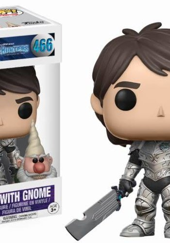 Pop! TrollHunters - Jim Armored