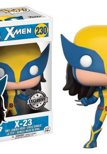 Pop! Marvel: X-Men - X-23 LE