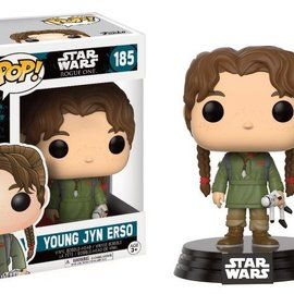 FUNKO Pop! Star Wars: Rogue One - Young Jyn