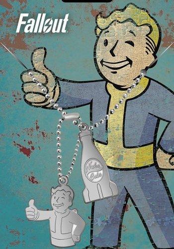 Fallout: Nuka Pendant Dog Tag