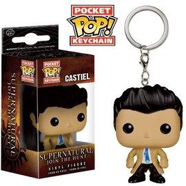 Pocket Pop! Keychains: Supernatural - Castiel