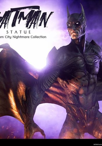 DC Comics: Gotham City Nightmare Collection - Batman Statue