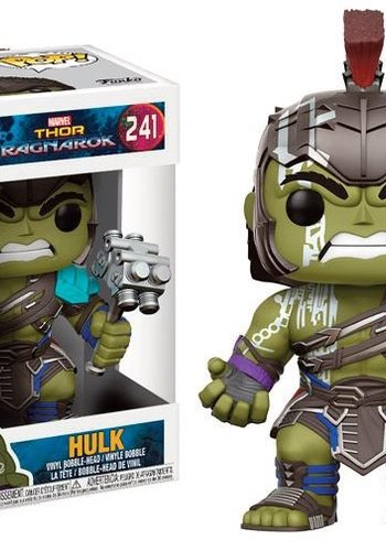 Pop! Marvel: Thor Ragnarok - Hulk Gladiator