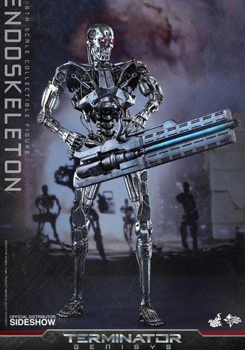 Terminator Genisys: Endoskeleton 1:6 Scale Figure