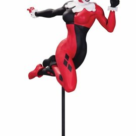 DC Comics: Harley Quinn Red White & Black Statue by Terry Dodson