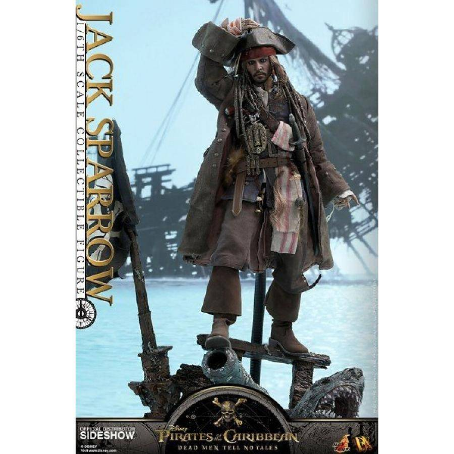 Hot Toys Captain Jack Sparrow preorder