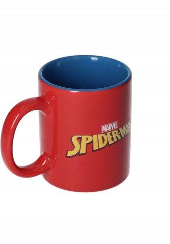 Marvel: Spider-Man Face Ceramic Mug