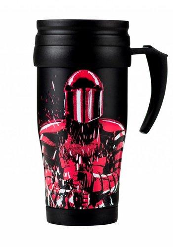 Star Wars The Last Jedi: Praetorian Guard Travel Mug