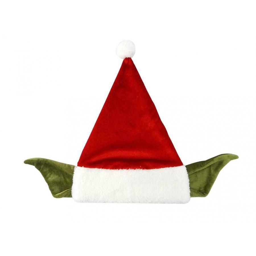 Yoda Claus hat