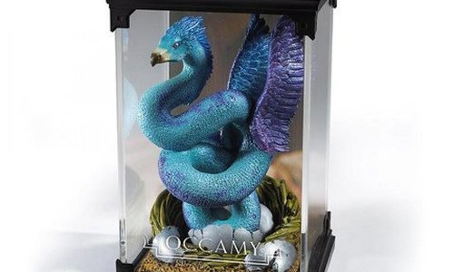 Fantastic Beasts Occamy figurine