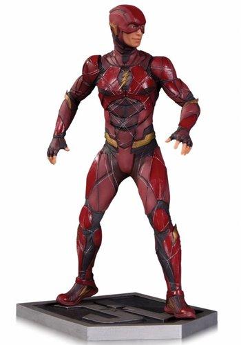 Diamond Direct DC Comics: Justice League Movie - The Flash Statue