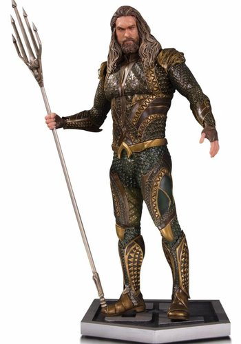 DC Comics: Justice League Movie - Aquaman Statue