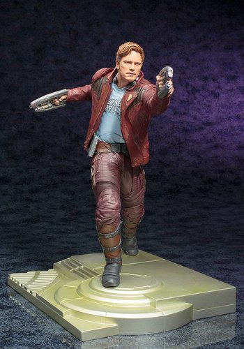 Artfx+ Marvel: Star-lord with Groot Artfx