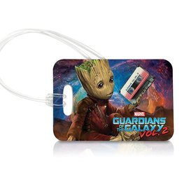 Guardians of the Galaxy 2: Ravager Baby Groot Luggage Tag