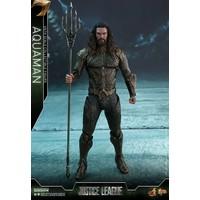 Pre order-DC Comics: Justice League Movie - Aquaman 1:6 scale Figure