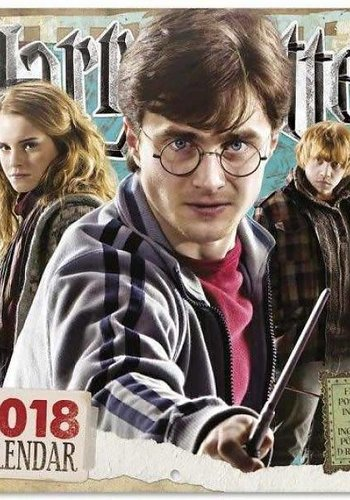 Harry Potter 2018 Calender