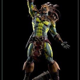 Mortal Kombat X: Kotal Kahn - Sun God 1:4 Scale Statue