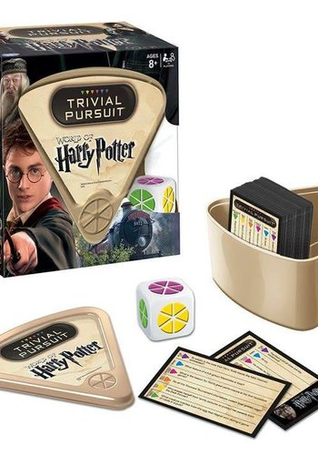 Harry Potter: Trivial Pursuit Board Game