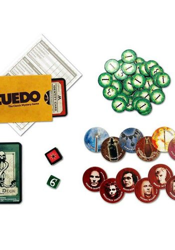 Harry Potter: Cluedo Board Game