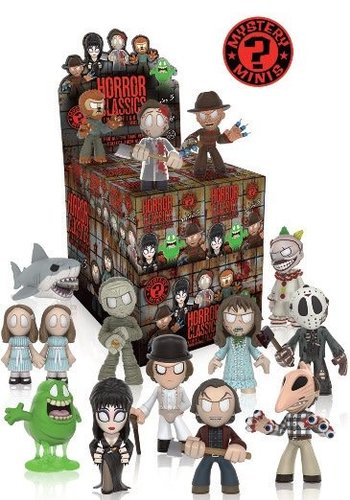 Mystery Mini Horror Series 3 (Each sold separately)