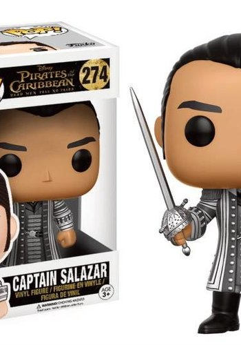 Dead Men tell no Tales - Captain Salazar
