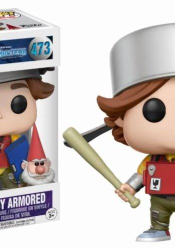 Pop! TrollHunters - Toby Armored Exclusive