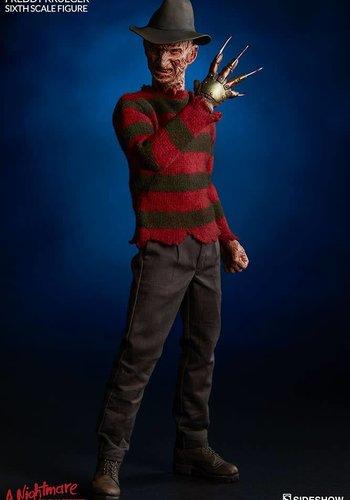 Nightmare on Elm Street: Freddy Kruger 1:6 Scale Figure