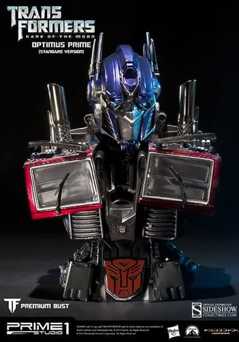 Optimus Prime Bust by Prime 1 Studio (Display model)