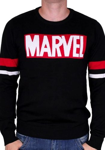 MARVEL - Pull Over - Marvel Logo