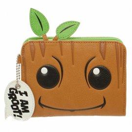 Bioworld Baby Groot Wallet