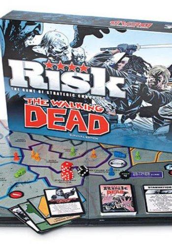 RISK - THE WALKING DEAD (UK)