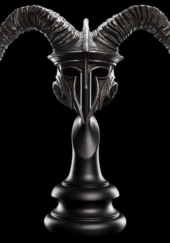 The Hobbit: Wraith Helm of Khamul the Easterling 1:4 Scale