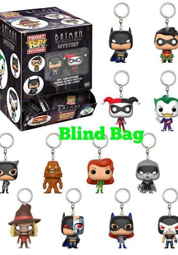 Pocket Pop! Blindbags: DC Comics - Batman Animated (price for  1 bag)