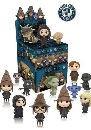 Mystery Mini : Harry Potter Series 2 SOLD PER PIECE