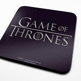 Hole In The Wall Game Of Thrones Logo Coaster