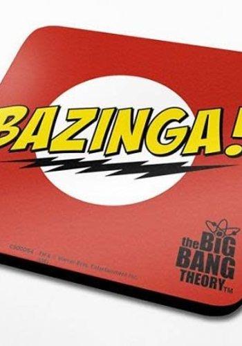 Bazinga Coaster