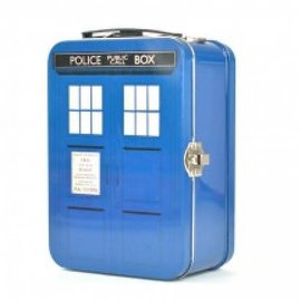 Doctor Who - Tin Tote Tall