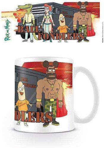 Rick and Morty Ball Fondlers - Mug