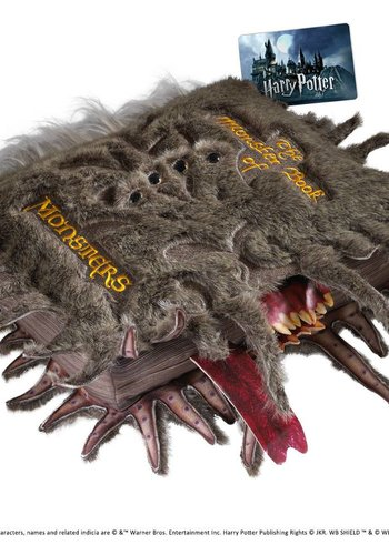 Harry Potter: The Monster Book of Monsters Plush