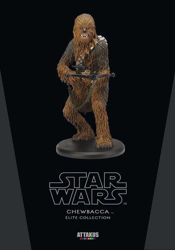 Star Wars: Chewbacca 22 cm Statue