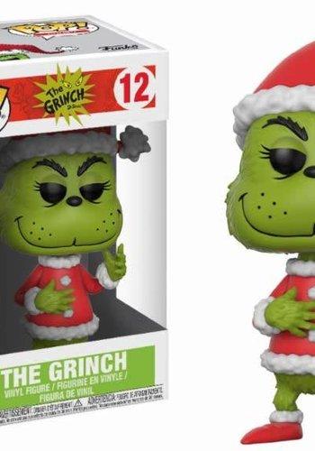 Pop! Movie: The Grinch - Santa Grinch