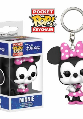 Pocket Pop! Keychains: Minnie Mouse
