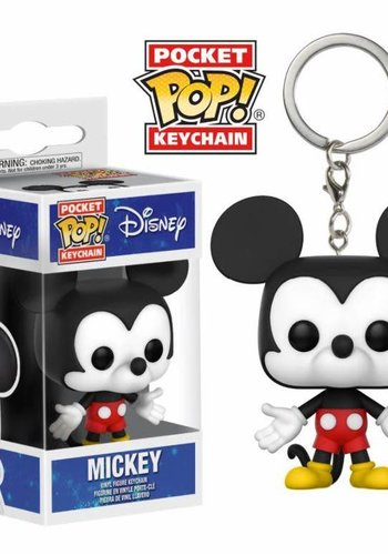 FUNKO Pocket Pop! Keychains: Mickey Mouse